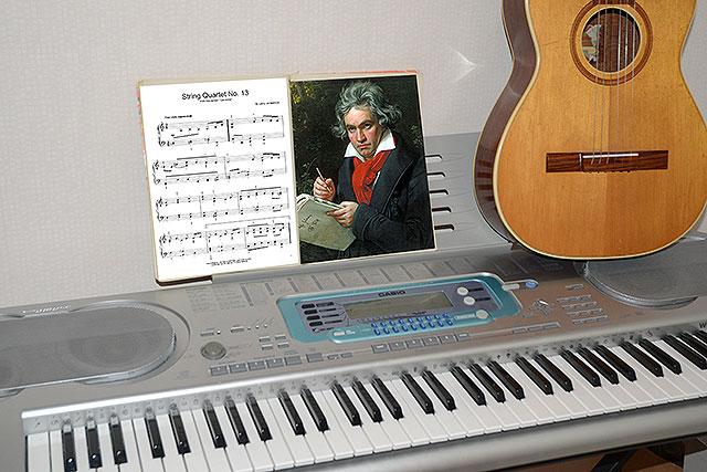 Beethovens hjärta hörs i hans musik