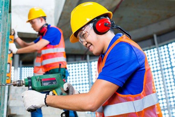Ett enkelt test kan avgöra vem som riskerar hörseln på din arbetsplats